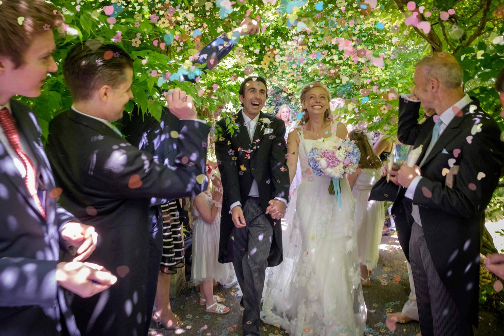 Wedding Ventnor Botanic Gardens, Isle of Wight Wedding, Petit Tor self-catering accommodation