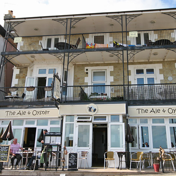 Ventnor Restaurants, Ale and Oyster, Ventnor