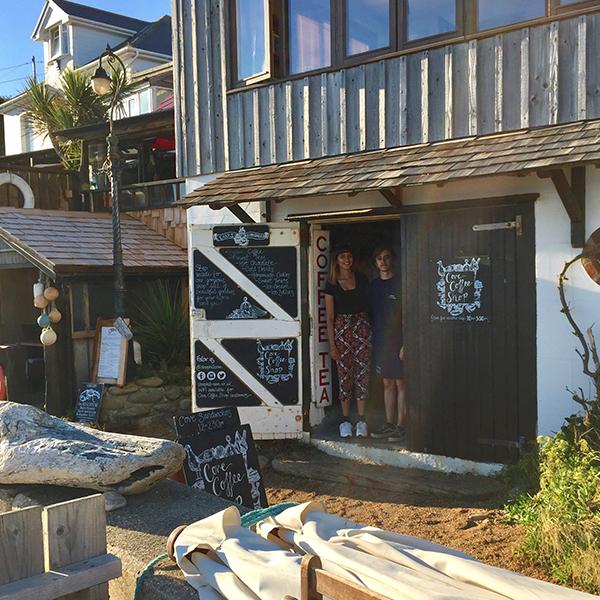 Ventnor Restaurants, Cove Coffee, Petit Tor Self-catering