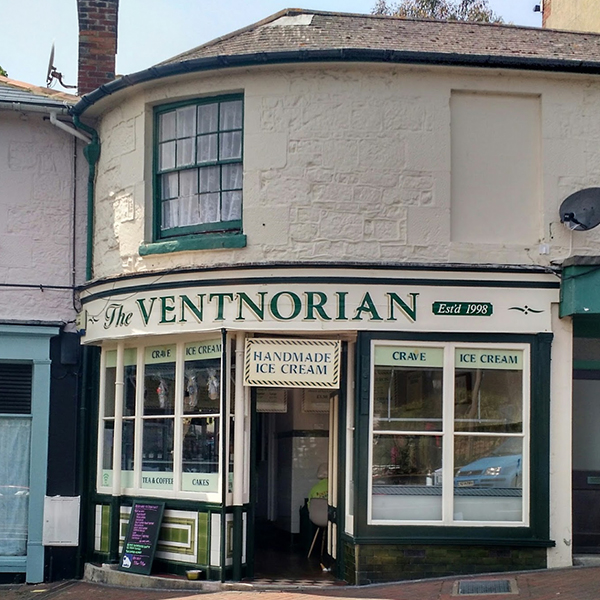 Ventnor Restaurants, Crave at The Ventorian