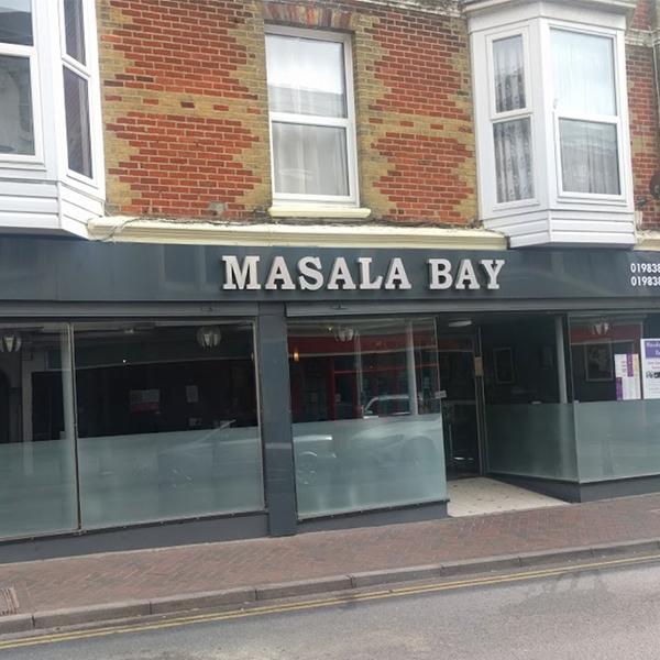 Ventnor Restaurants, Masala Bay, Petit Tor