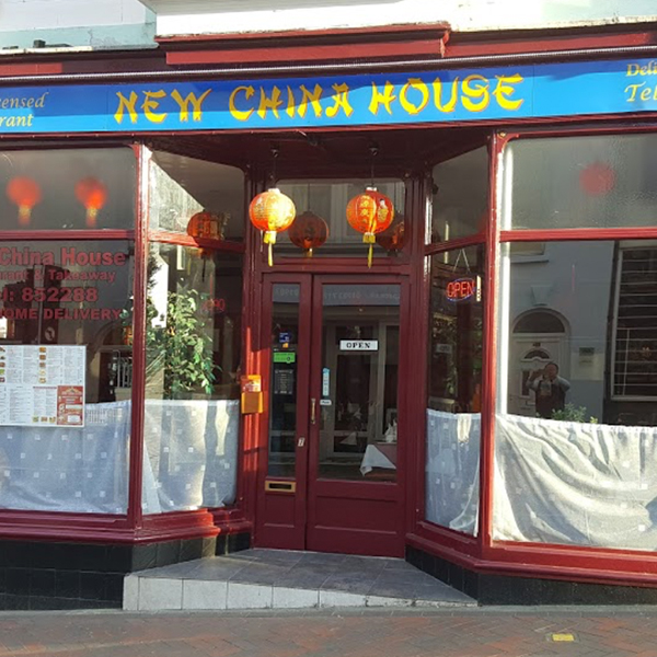 Ventnor Restaurants, New China House, Petit Tor
