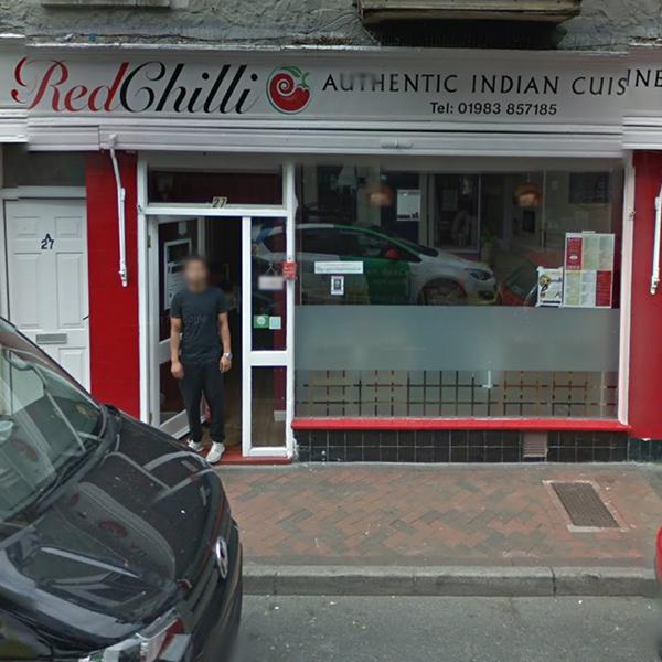 Ventnor Restaurants, Red Chilli, Petit Tor