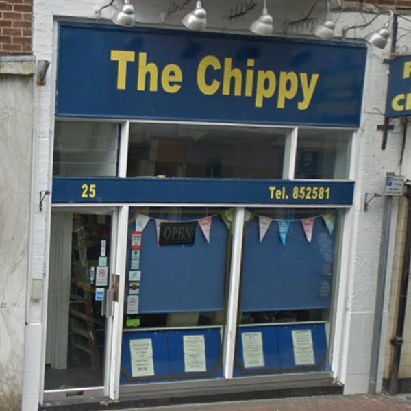 Ventnor Restaurants, The Chippy - near Petit Tor Self-catering
