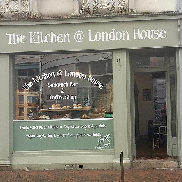 Ventnor Restaurants, The Kitchen@London House, Ventnor