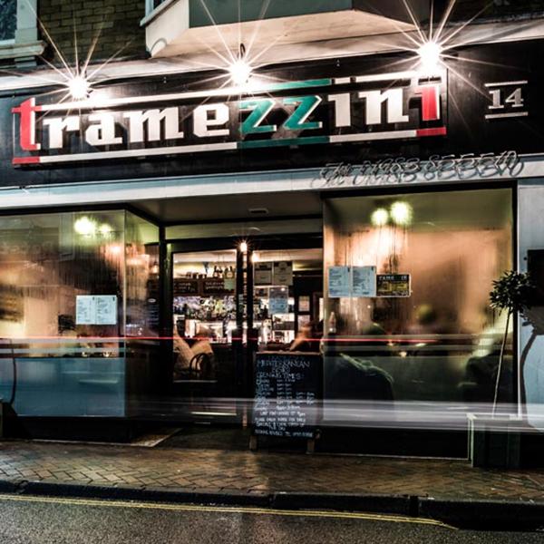 Ventnor Restaurants, Tramezzine, Petit Tor self-catering
