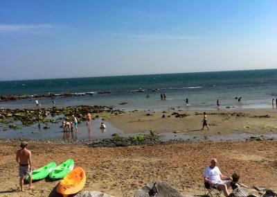 Cove Kayaks, self catering Isle of Wight