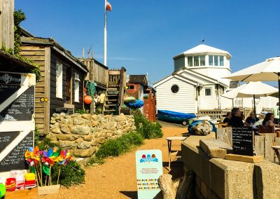 Steephill Cove, self catering Isle of Wight