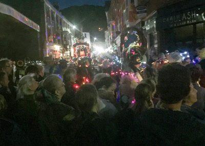 Ventnor Carnival, self catering Isle of Wight